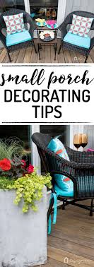 ideas decorate. such great small porch ideas makes me want to decorate