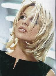 Modèle Coiffure Femme Cheveux Mi Long