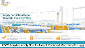 Free And Reduced Application App King George County Schools