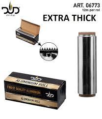 DUD Shisha | Aluminium roll for shisha- <b>High Quality</b>- 12 <b>meter</b> per ...
