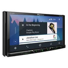 pioneer apple carplay. product name: pioneer avh-2300nex android auto/apple carplay stereo w/ backup camera/parking sensor kit apple carplay t