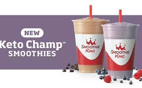 Smoothie King Nutrition Chart Smoothie King Launches New Keto Champ Smoothies To Help Carb