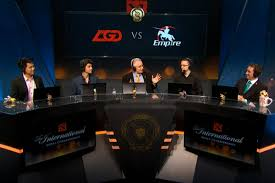dota 2 the international day 1 results na vi and newbee