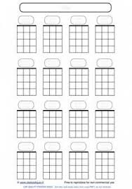 Chord Chart Paper Blank Ukulele Chord Paper Handy For Lefties In 2019