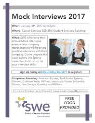 mock interviews school of computing mock interviews flierv3 1