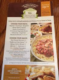 photo of olive garden italian restaurant bellingham wa united states never ending