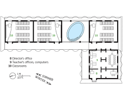 school floor. Dano School Floor Plan