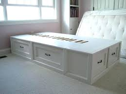 white twin storage bed. Twin Storage Bed White Size Projects 9 . I