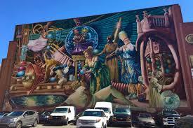 philadelphia wall art tour