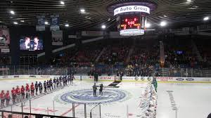 Adirondack Bank Center Utica Comets Stadium Journey