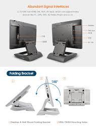 touch screen external monitor suppliers