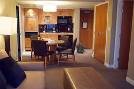 Westin Whistler Family Stay Review One Bedroom Suites - One bedroom suite