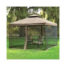sears monaco gazebo replacement canopy by sears gazebo design amusing sears gazebos patio clearance