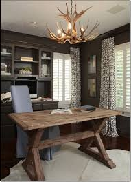 rustic home office ideas. Great, Cozy, Rustic Home Office. Office Ideas W