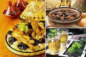 Cours De Cuisine Marocaine Couscous Tajine Makroud Et Thé à La