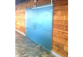 frosted glass barn door glass barn door glass barn doors glass barn doors glass sliding barn