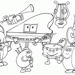 Small Picture 2014 high school musical coloring pages online for kids Coloring