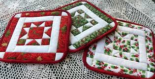 North Star Potholders for Any Season - Quilting Digest & North Star Potholders for Any Season Adamdwight.com