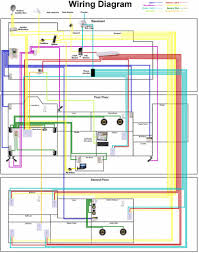simple house wiring diagram in homewiring diagram digitalweb house Simple Wiring Diagram Light Switch simple house wiring diagram in homewiring diagram digitalweb house wiring electrical home relay viewed simple circuit for light switch pin 5 project 12 volt simple light switch wiring diagram