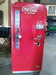 Vintage Coca Cola Vending Machines Interesting ORINGAL VINTAGE COKE Vendo 48 Coca Cola Vending Machine 484848