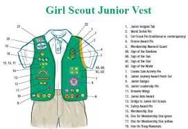 Girl Scout Vest Pattern