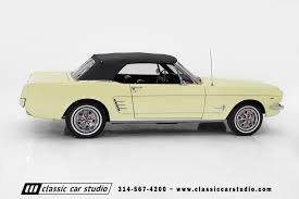 1966 Ford Mustang | Classic Car Studio