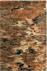 rustic style rug rustic area rugs amazing rustic hand knotted brown area rug rustic area