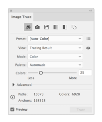 How To Edit Artwork In Illustrator Using Image Trace