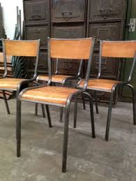 vintage factory furniture. French Industrial Vintage Factory Chairs Furniture I