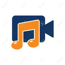 Music Video Logo Design Music Video Logo Icon Design