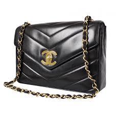 chanel vintage bag. chanel vintage chevron quilted flap bag