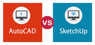 Autocad Vs Sketchup Find Out The 6 Most Successful Differences