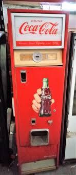 Original Coke Vending Machine Adorable Vintage Coca Cola Machine Coke Soda Cavalier C4848 Original Single