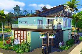 Small Picture Sims 4 Houses and Lots