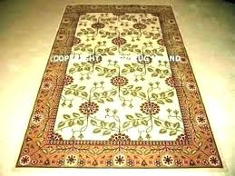 craftsman style area rugs rug mission arts crafts ivory wool throw w and pottery r craftsman style area rugs