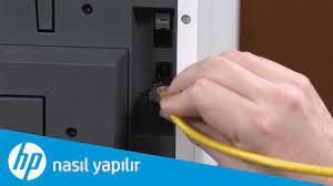 HP Smart Kullanarak Kablolu Ağ HP Yazıcı Kurulumu | HP Yazıcılar