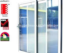 sliding glass door repair replacement double pane vinyl sc