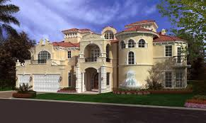 mediterranean house plans with cost to build fresh luxurious spanish mediterranean style waterfront home 8441 0512