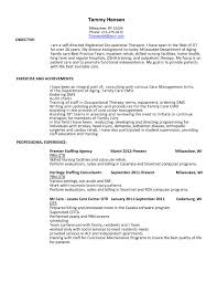 Cota Resume Occupational Therapy Resume Templates Fieldstation Aceeducation 4