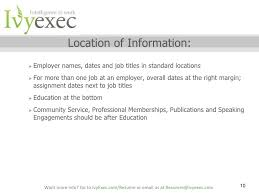 Location of Information: Employer ...