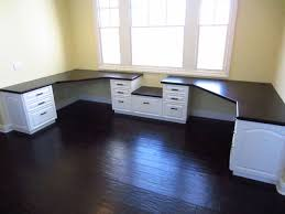 dual desk home office. One Ford Road Modern-home-office Dual Desk Home Office