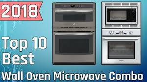 top 10 best wall oven microwave combo in 2018