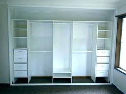 closet build out ideas wardrobe closet white wood bedroom furniture built in closet ideas built in custom built closet