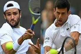 Wimbledon 2021 Men's Singles Highlights ...