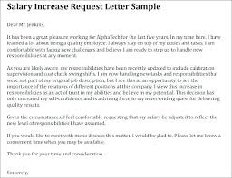 request for salary increase template raise pay letter from employer template to request and requesting