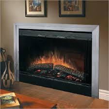 built in electric fireplace insert classicflame 36eb110 grt 36 traditional