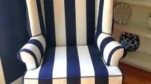 blue and white chair. Blue And White Striped Chair Best Chairs Images On Armchairs