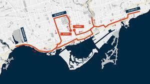Toronto Waterfront Marathon Elevation Chart Weekend Hoopla In Toronto Includes The Waterfront Marathon