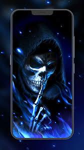 horrible grim reaper live wallpaper