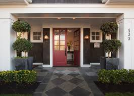 mid century modern front doors entry traditional with red door outdoor lighting beautiful mid century modern exterior lighting